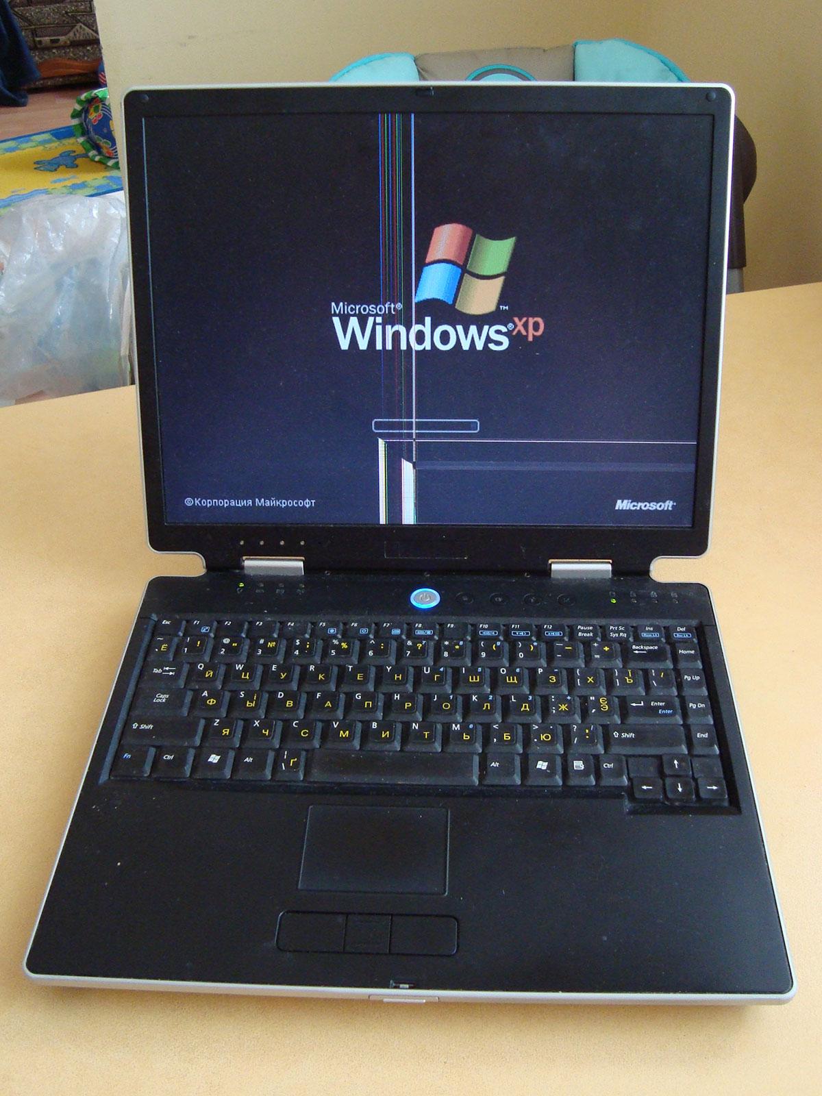 Как отремонтировать ноутбук экран своими руками