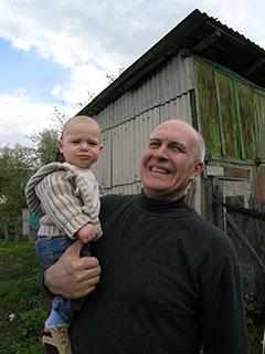 Лука и дед Саша, помоему одно лицо :)